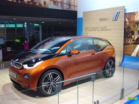 Bmw I3 Concept Coupe All Electric Gtcarlotcom