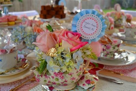 shabby chic tea decorations shabby chic tea party leaves branches