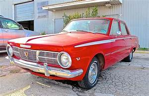 1965 Plymouth Valiant In S  Austin