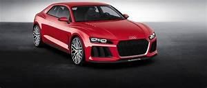 Audi A4 Hybride : audi l 39 all gement par la construction hybride automobile ~ Dallasstarsshop.com Idées de Décoration