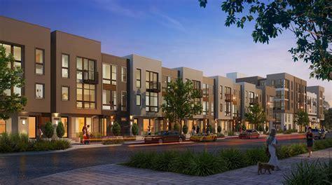 ktgy designs  fremont calif mixed  community