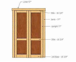 Shed Blueprints: How To Buy Replacement Wood Shed Doors