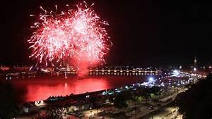 Regardez EN DIRECT de Bordeaux le feu d'artifice de ...