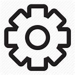 Icon Wheel Maintenance Gear Mechanic System Parts