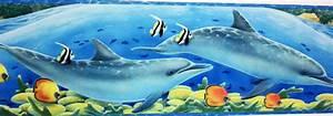 Selbstklebende Bordüre Fürs Bad : bord re delfin delfine meeresfische selbstklebend tapeten borte bad fliesen deko ebay ~ Watch28wear.com Haus und Dekorationen