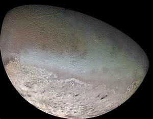 Moons of Saturn, Uranus, & Neptune