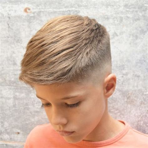 Boys Hairstyles On Top by Image Result For Boy Haircuts On Sides Longer On Top