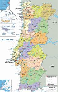Best 25  Map Of Portugal Ideas On Pinterest