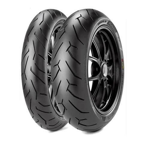 Pneu Diablo Rosso 2 Pirelli Moto Dafy Moto Pneu Sport