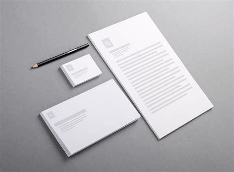 adobe illustrator stationery design template mark