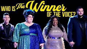 Watch The Voice Highlight  Who Is The Winner Of The Voice