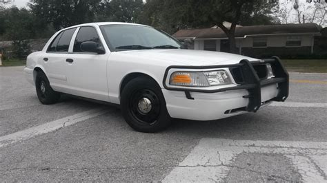 crown victoria p police interceptor full wrap