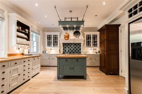 splashback kitchen tiles chelsea townhouse traditional kitchen 2430