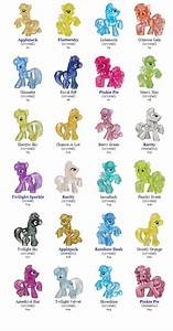 my little pony names - Best top wallpapers