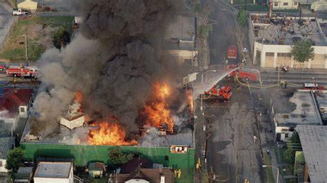 la riots  failed effort   broken city npr