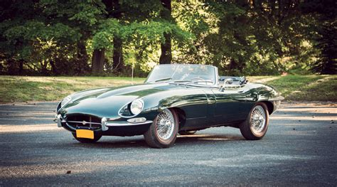 Jaguar E-type Series 1½ Roadster