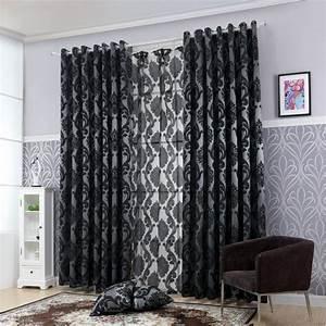 Rideau Noir Et Gris : comment choisir ses rideaux ~ Melissatoandfro.com Idées de Décoration