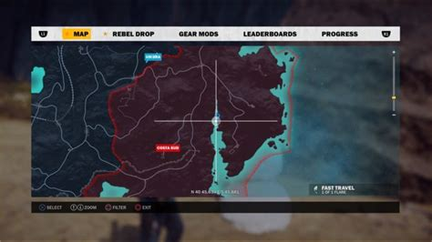 Fast Boat In Just Cause 3 by Just Cause 3 Brings Back The Legendary Mr Snowman