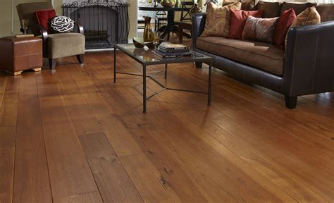 wide plank wood flooring giving home style interior design
