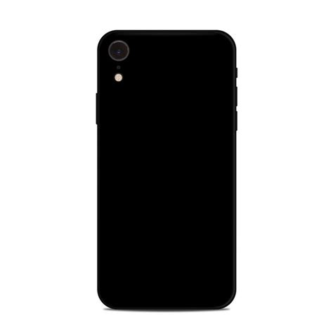 Custom Live Wallpaper Iphone Xr by Apple Iphone Xr Skin Solid State Black By Solid Colors