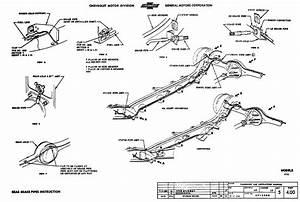 Brake Line Routing