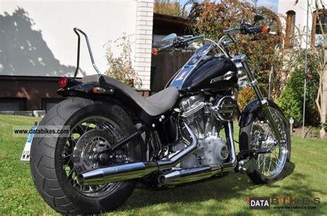 2004 Harley Davidson Softail Chopper Complete Conversion