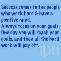 #Quotes . Hard work always pays off! Follow ilift ...
