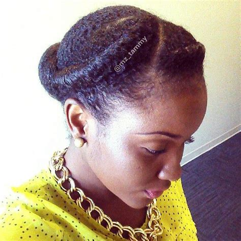 Simple Protective Styles For Short Natural Hair Best
