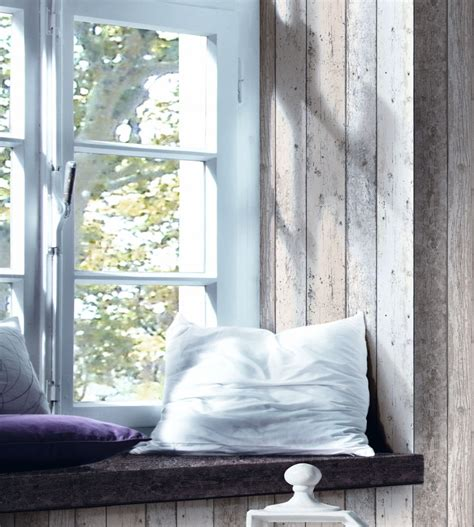 Shabby Chic Holz by Shabby Chic Distressed Wood Wallpaper Wallpapersafari