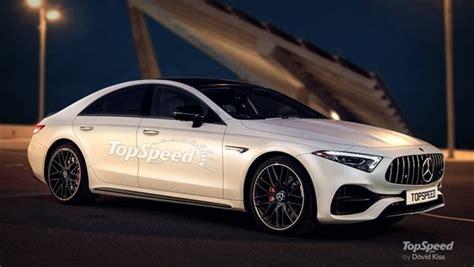 2019 Mercedesbenz Cls Review  Top Speed
