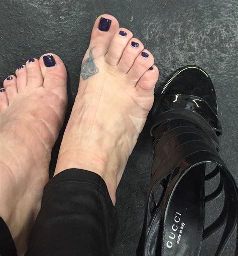 Melissa Joan Harts Feet