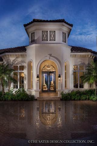 House Plan Portofino Sater Design Collection