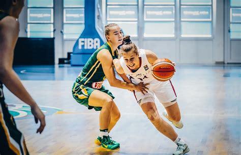 U18 meitenes nosargā vietu A divīzijā - Basketbols - nra.lv