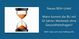 Wann Kommt Grundwasser : wann kommt die bu mit 10 jahren wartezeit ohne gesundheitsfragen ~ Whattoseeinmadrid.com Haus und Dekorationen