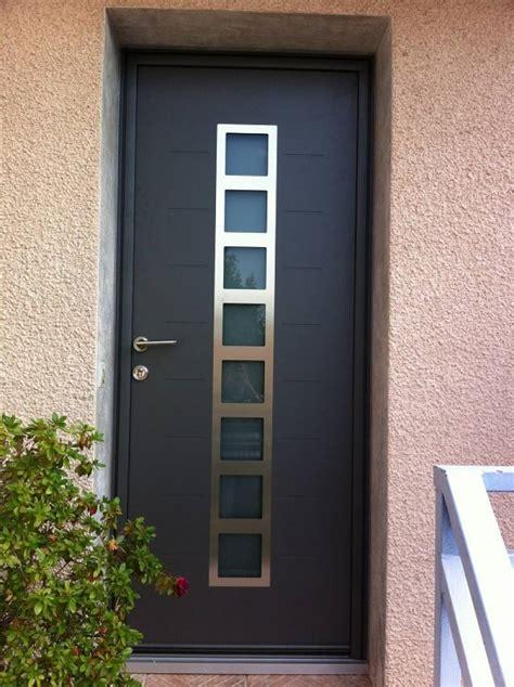 fournisseur  installateur de porte dentree aluminium