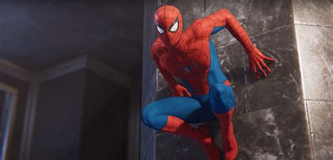 classic suit spider man hd wallpaper background image