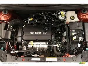 2013 Chevrolet Cruze Ls 1 8 Liter Dohc 16