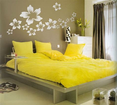 How To Decorate A Bedroom Wall by Yellow Color And Feng Shui For Your Bedroom My Decorative