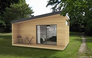 Abri de jardin maison, cabane de jardin ou cabanon ? Maison Créative