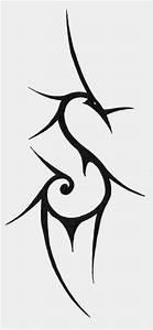 BLACK THINK TATTOO: Simple dragon tattoo