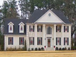 colonial house style architecture colonial style home plans farm style homes new style homes modern home styles