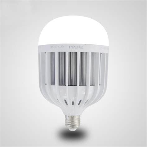 niiz led light bulbs e26 120v rc ic 15w 18w 24w 36w bulb