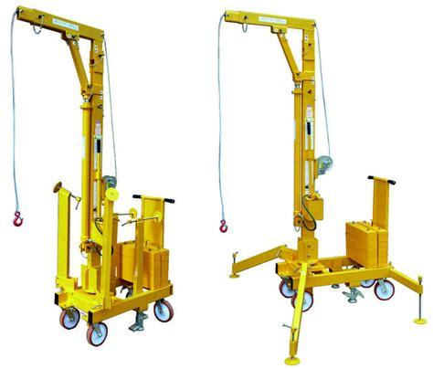 counterbalance cranes