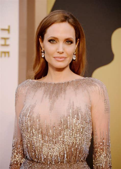 Angelina Jolie Hairstyles 2014 | Tribute