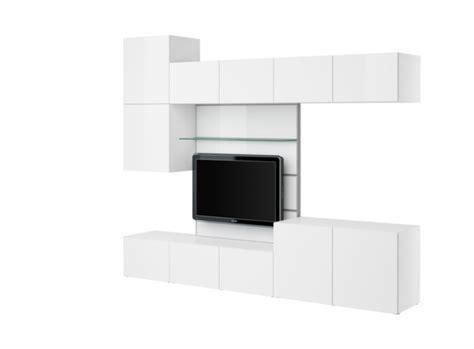 Ikea Linea Besta 10ikea Besta Tv Bianco Unadonna