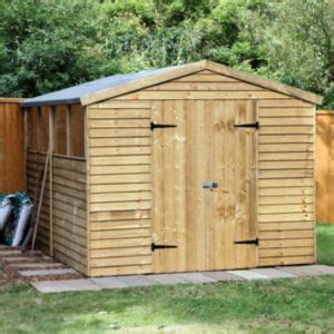 Small Sheds B Q by Wooden Sheds Garden Sheds Diy At B Q