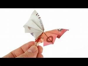 Origami Schmetterling Anleitung : best 25 geldscheine falten ideas on pinterest herz aus geldschein falten geldscheine falten ~ Frokenaadalensverden.com Haus und Dekorationen