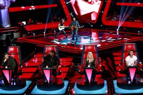 voice recap  season  blind auditions part