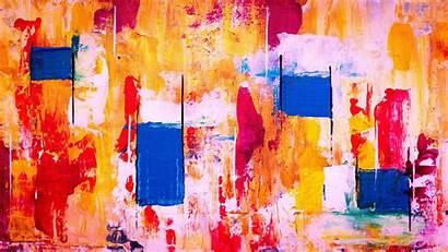 4k Canvas Modern Abstract Paint Ultra 1080
