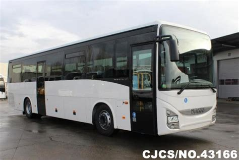 left hand iveco crossway white  sale stock